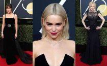 Golden Globe 2018, abiti e gioielli delle star che hanno sfilato sul red carpet [FOTO]