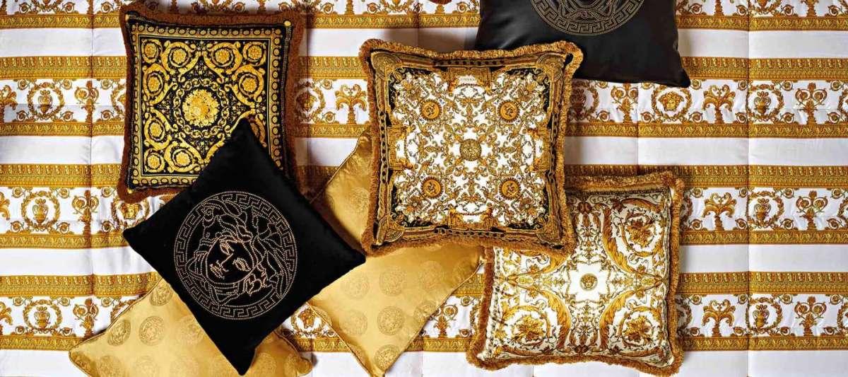 Versace Home: la collezione decor per la casa firmata dal brand della Medusa [FOTO]