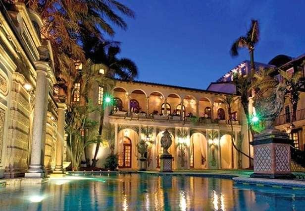 La casa Gianni Versace a Miami: Villa Causarina  [FOTO]