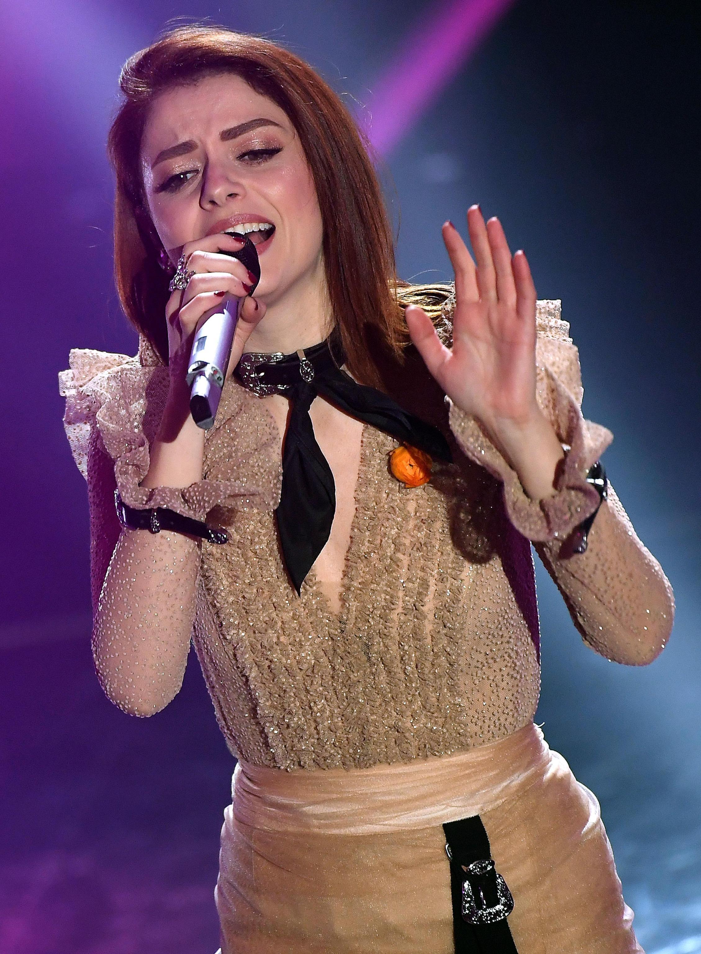 I gioielli di Annalisa per la finale di Sanremo
