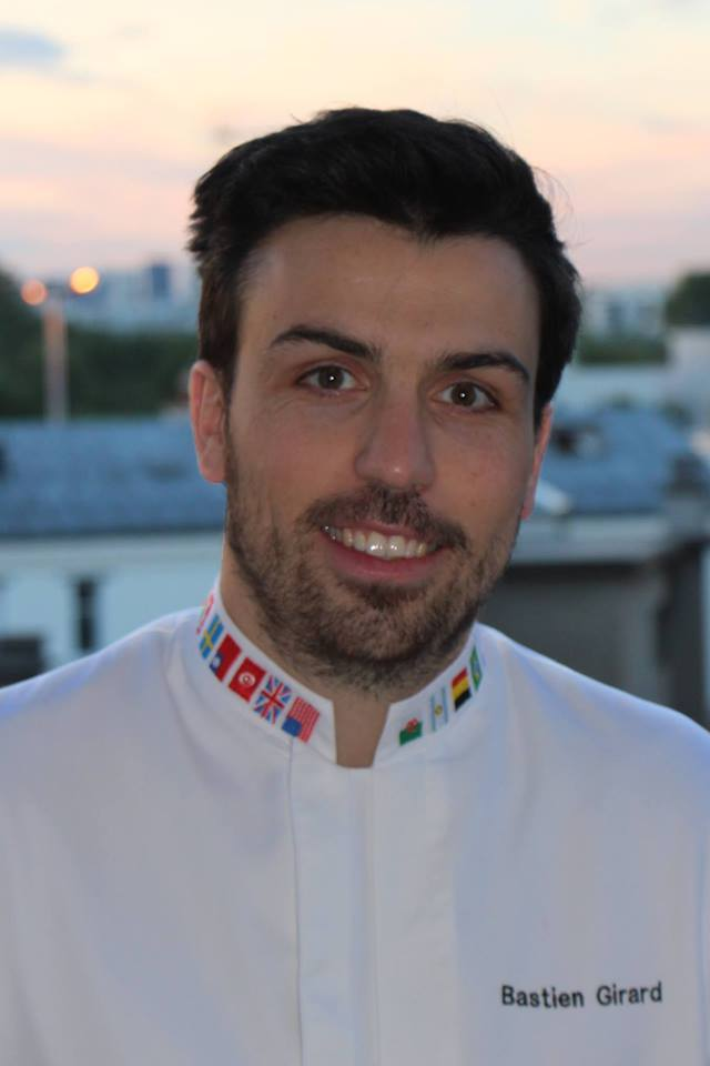 Il pasticcere francese Bastien Girard