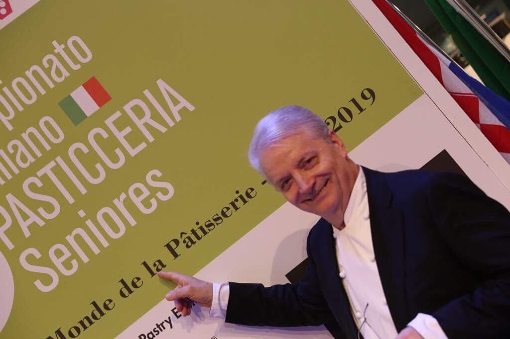 Il pasticcere italiano Iginio Massari