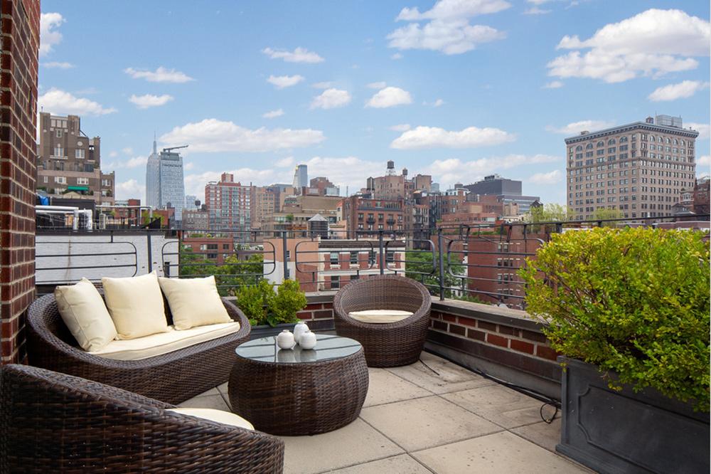 Julia Roberts mette in vendita il suo appartamento di New York per 4,5 milioni