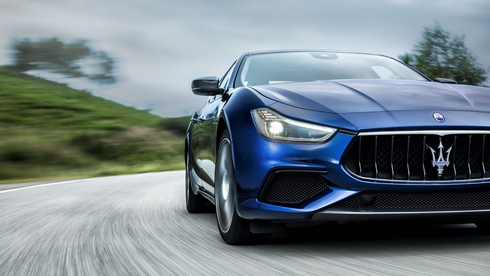 Maserati Ghibli Gran Sport