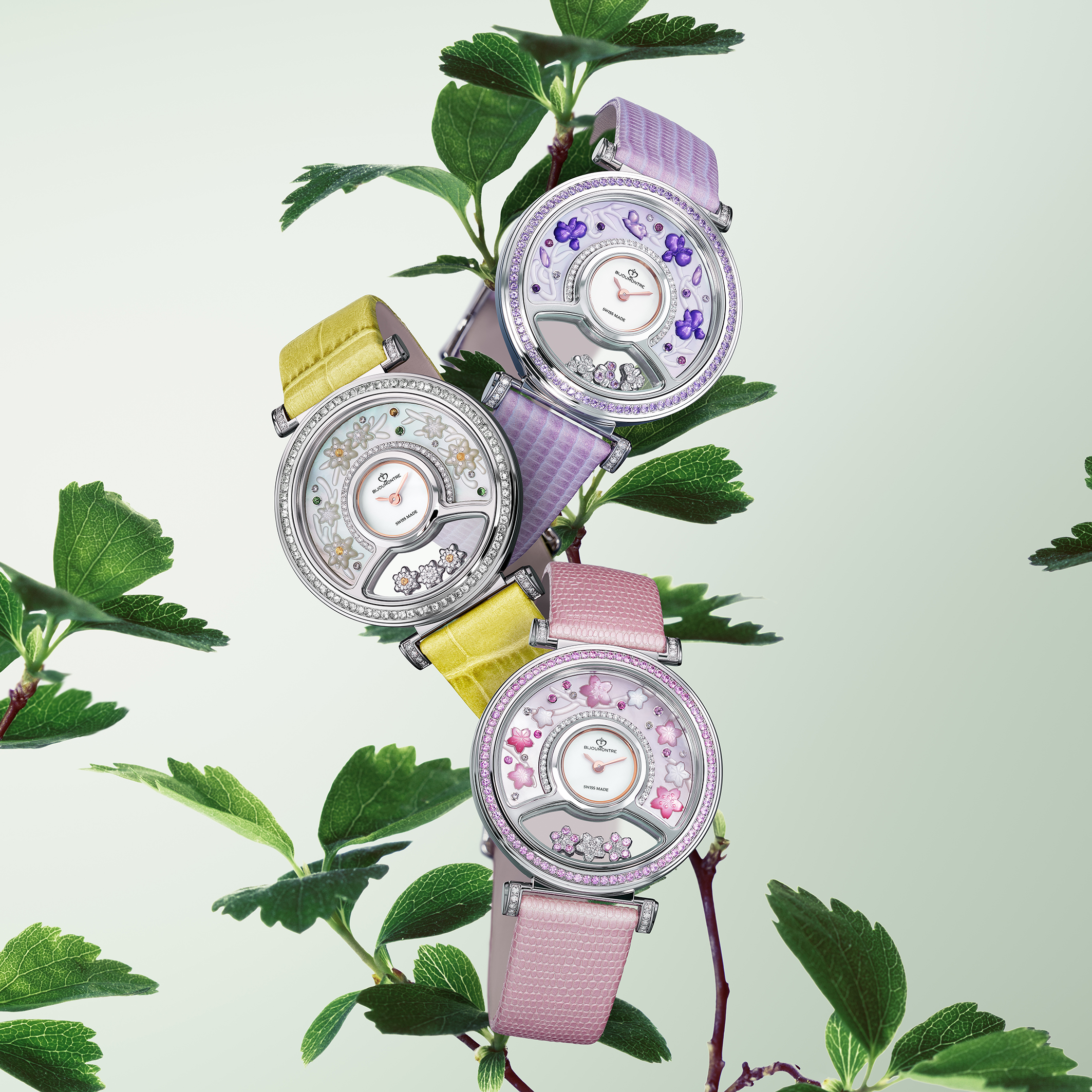 Orologi Bijoumontre Around The World