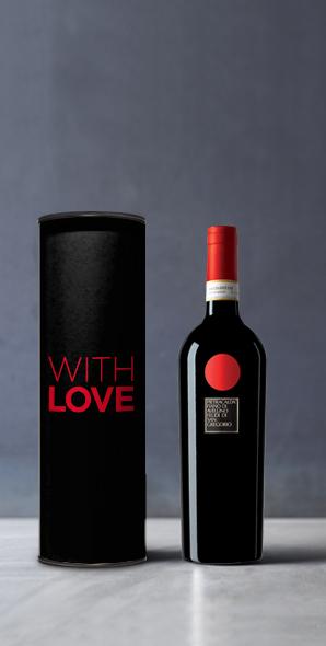 San Valentino 2018 migliori bottiglie vini with love