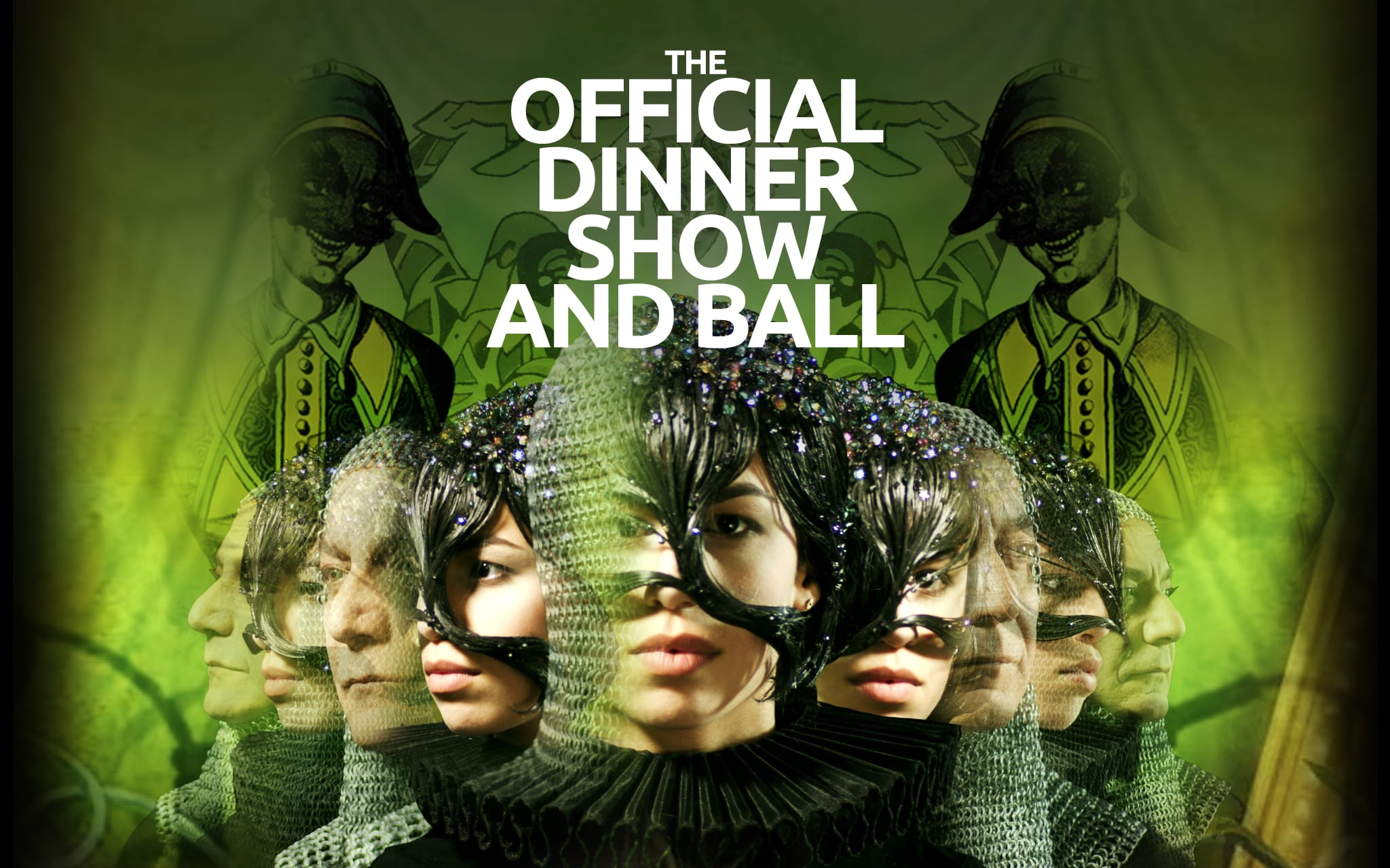 The Official Dinner Show and Ball carnevale venezia 2018