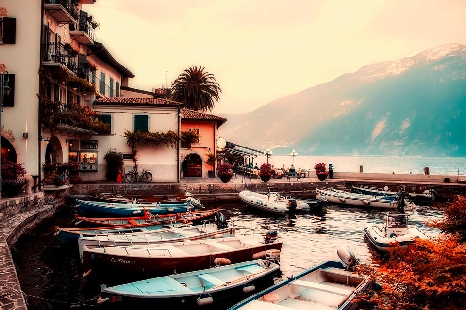 Viaggi di Pasqua sul Lago di Garda