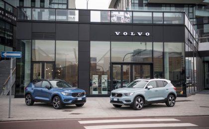 Volvo XC40: il SUV compatto che ha già conquistato la città