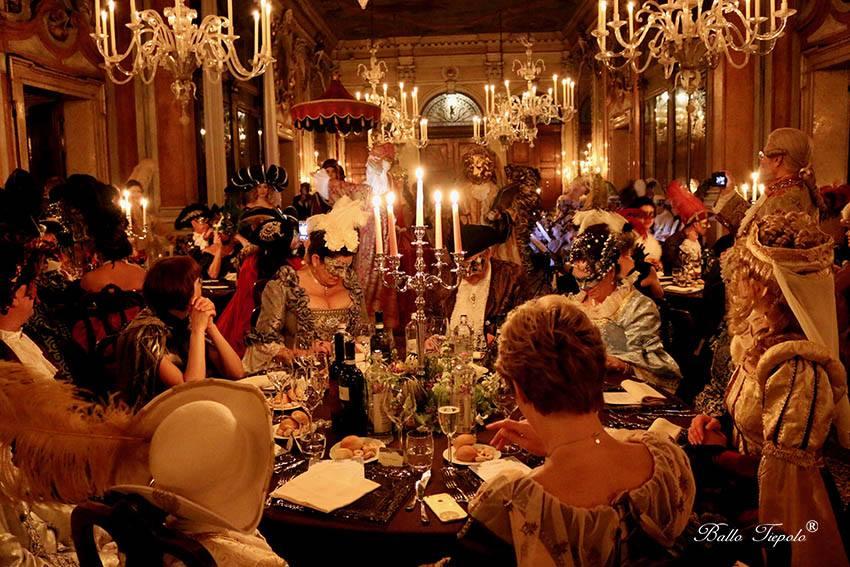ballo tiepolo carnevale venezia 2018