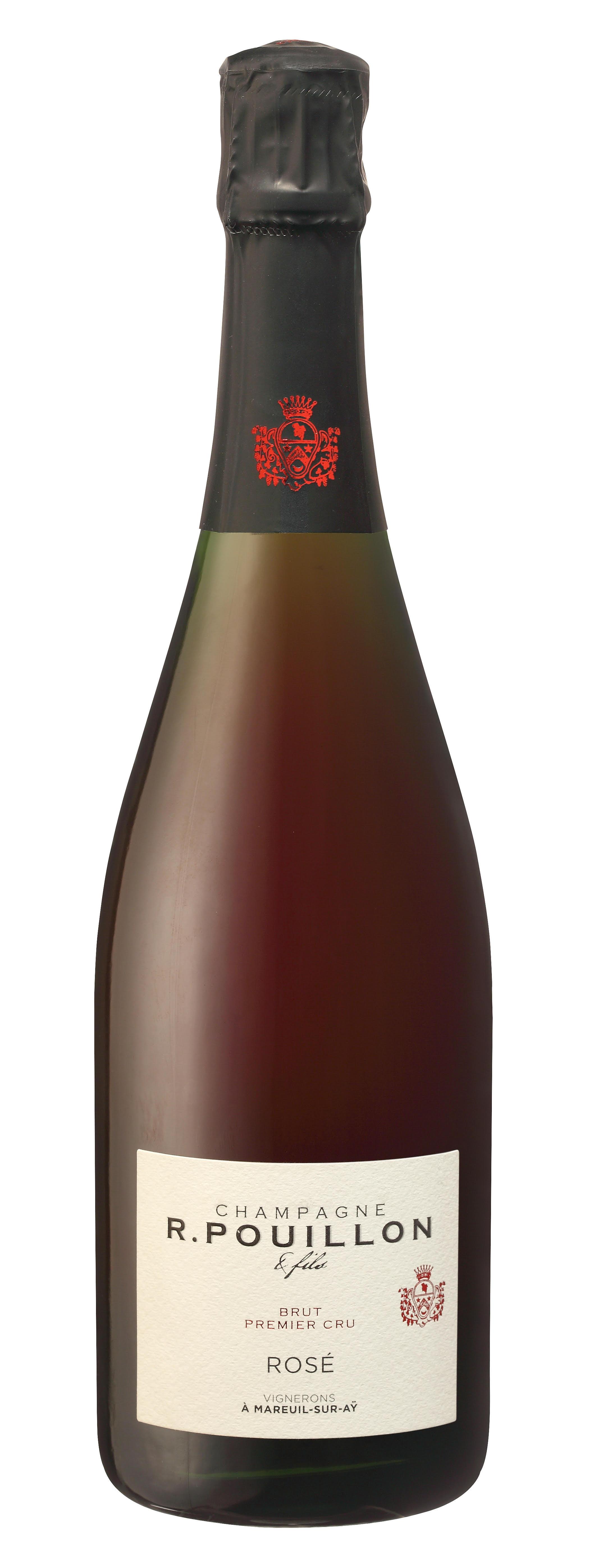 bottiglie san valentino Champagne Pouillon et Fils
