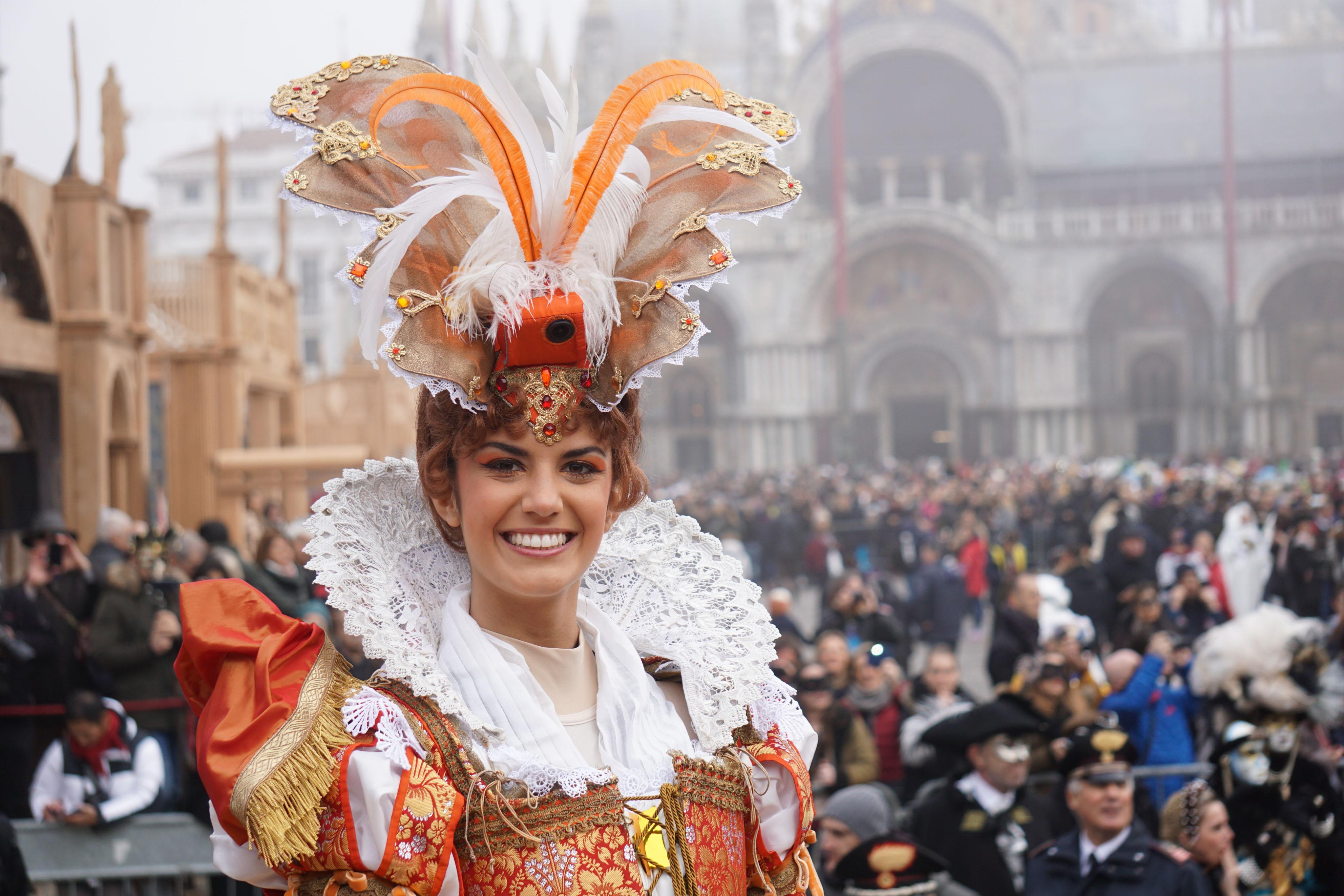 carnevale venezia 2018
