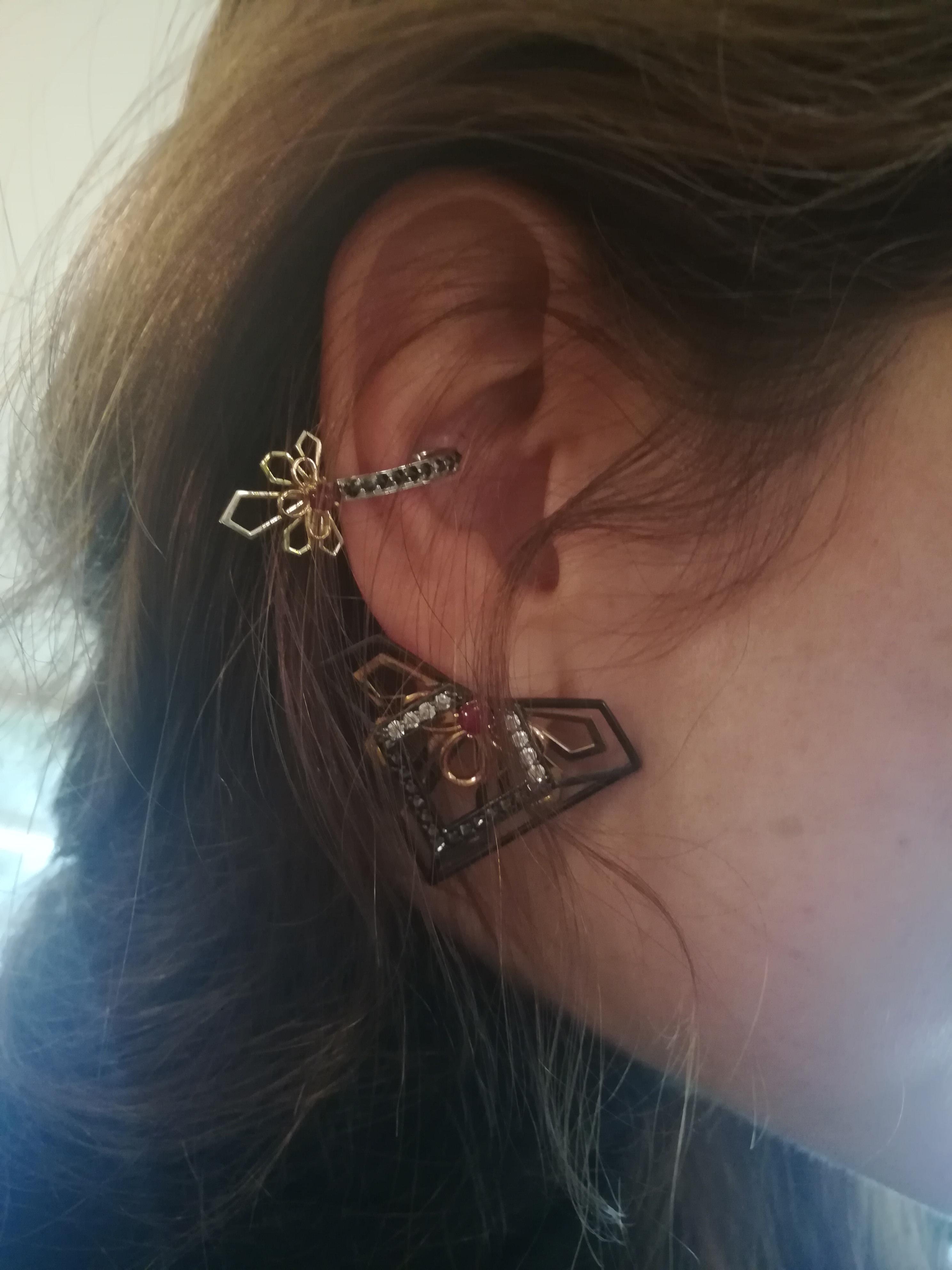 orecchino collezione Portar