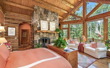 Ariana Grande affitta come casa vacanze la splendida villa sulle montagne del Colorado