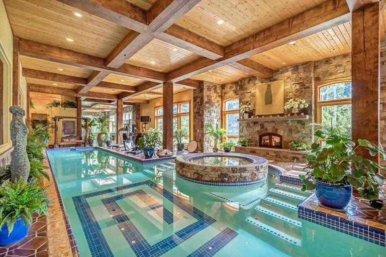 Ariana Grande affitta la splendida villa sulle montagne del Colorado (3)