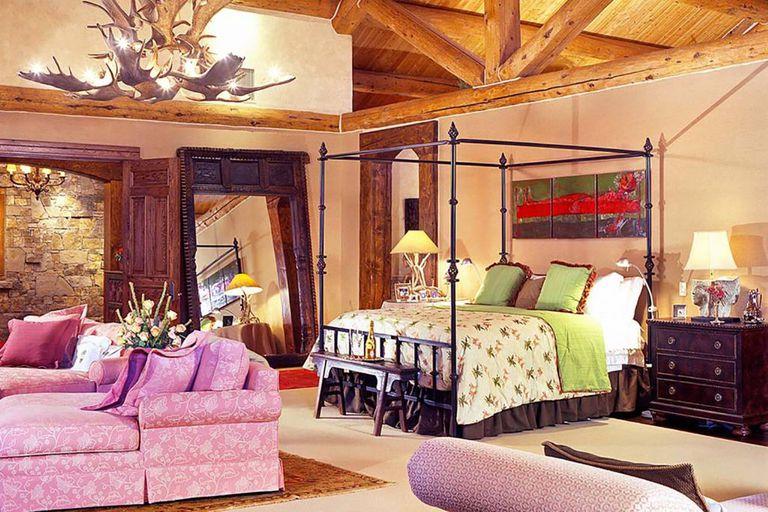 Ariana Grande affitta la splendida villa sulle montagne del Colorado (4)