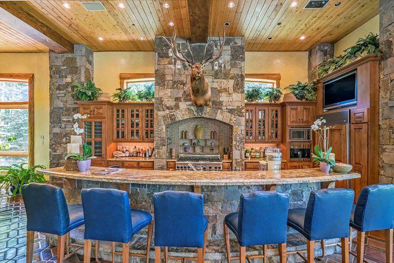 Ariana Grande affitta la splendida villa sulle montagne del Colorado (7)