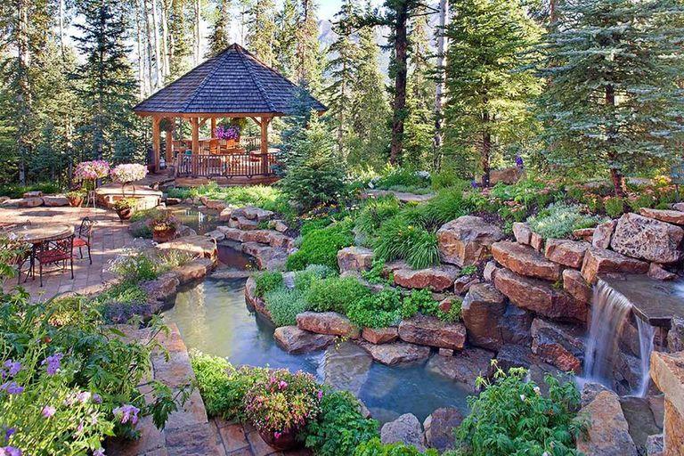 Ariana Grande affitta la splendida villa sulle montagne del Colorado (8)