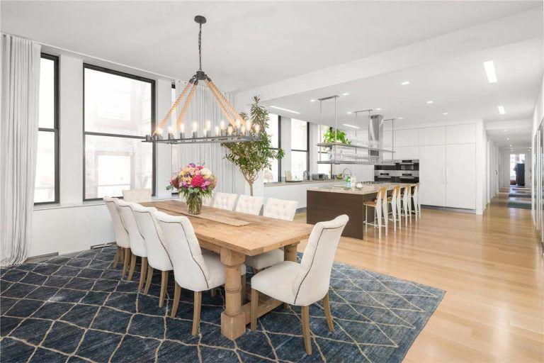 Jennifer Lopez vende il suo lussuoso attico di Manhattan (5)