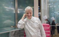 La nuova pasticceria di Iginio Massari a Milano: il maestro pasticcere dal 14 marzo apre in banca