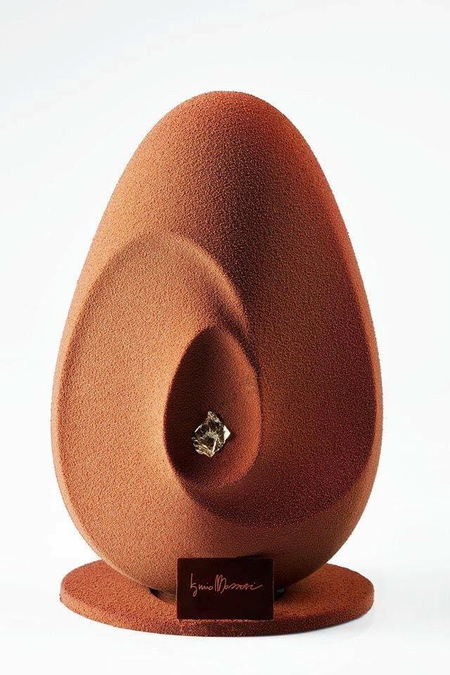 Uovo di Pasqua Iginio Massari