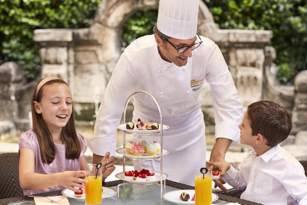 pranzo pasqua hotel principe savoia