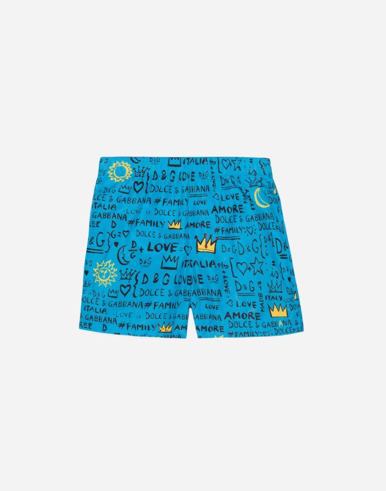 Boxer mare per bambino Dolce & Gabbana