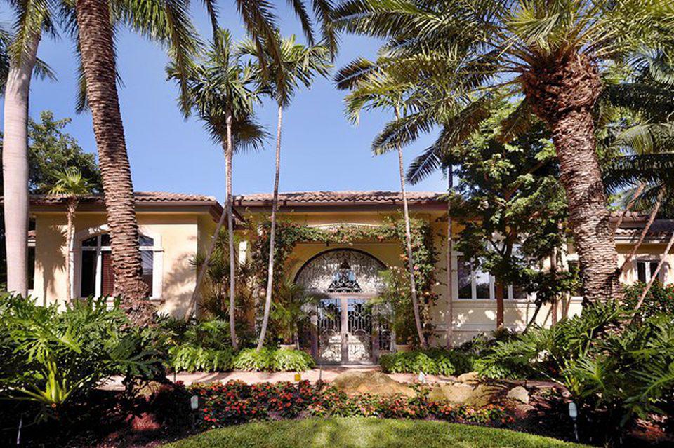Kathie Lee Gifford e la sua affascinante casa in Florida