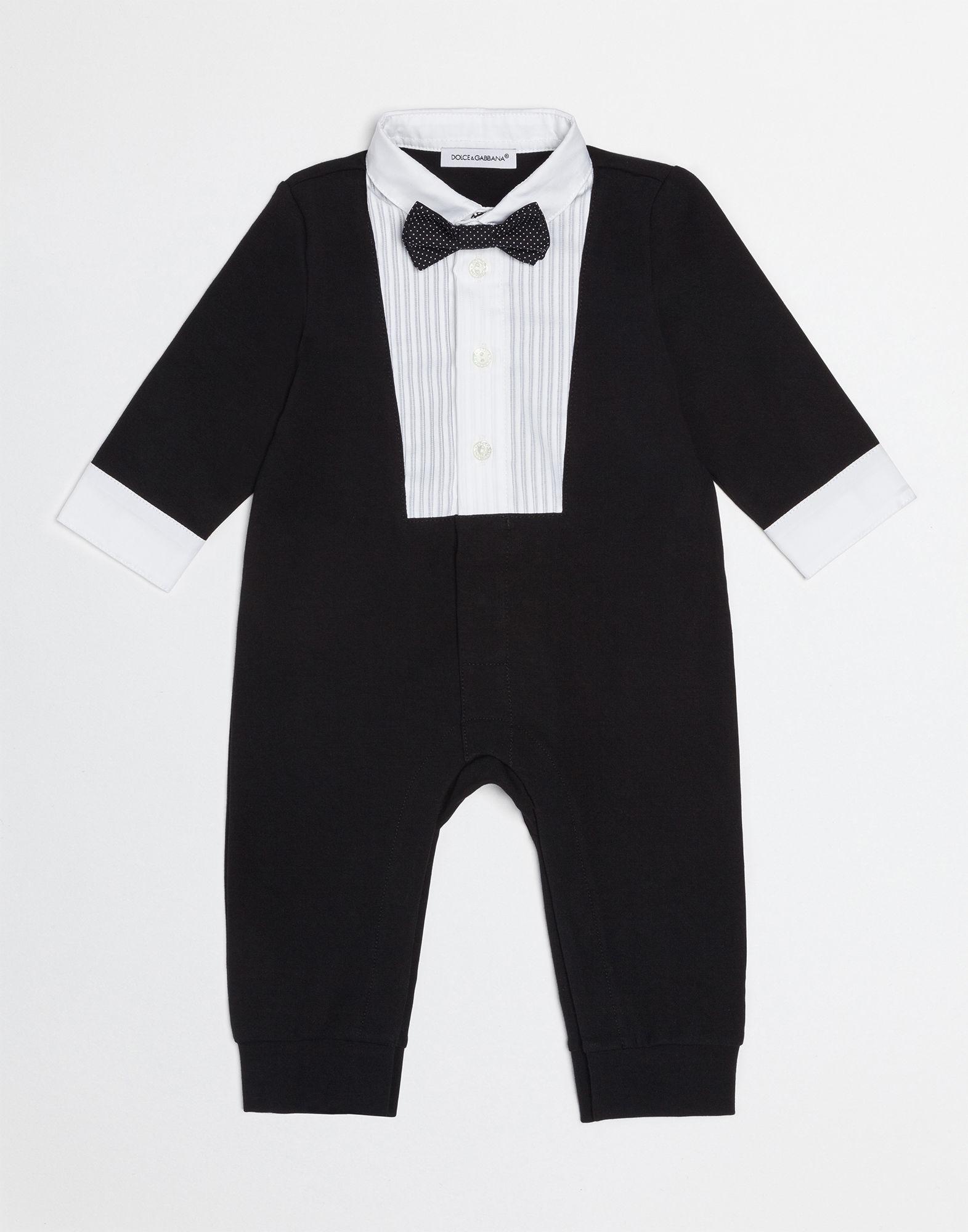 Tutina in cotone per neonato Dolce & Gabbana