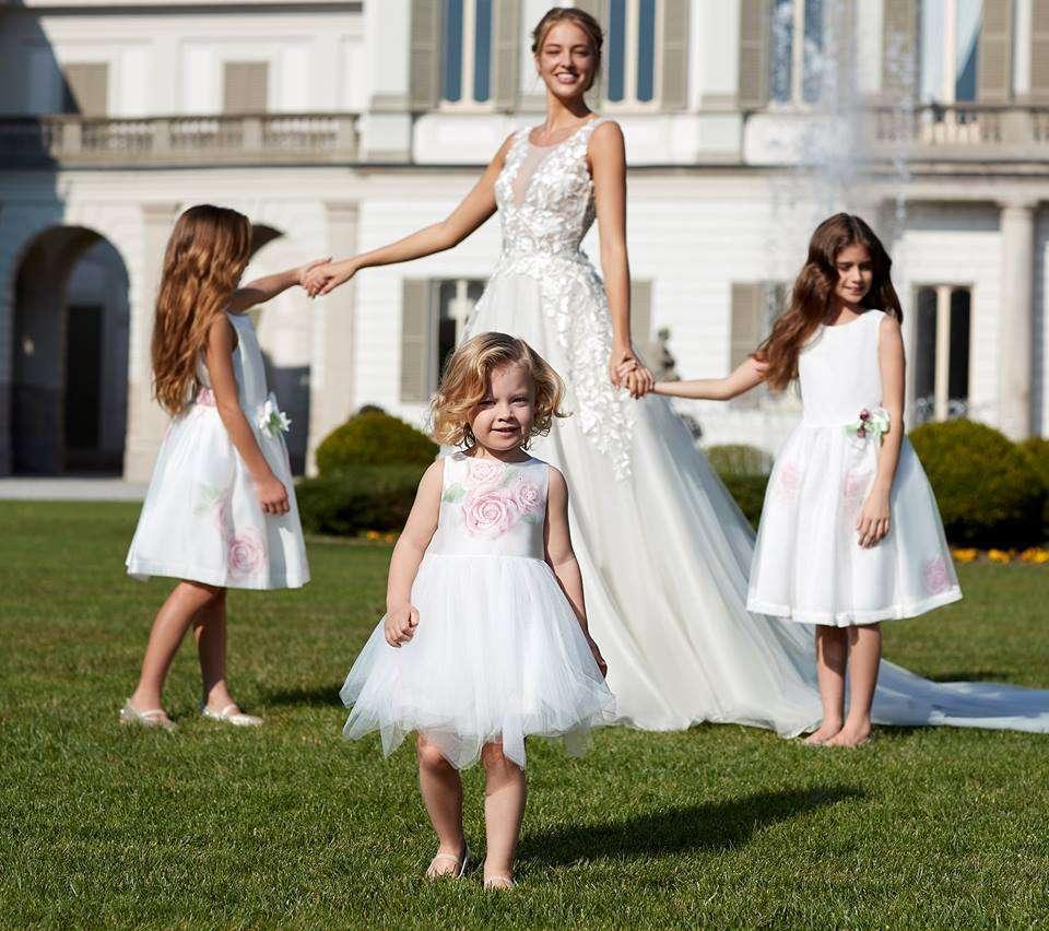 Abiti Da Cerimonia X Bambini.Abiti Da Cerimonia Per Bambini 2018 Le Proposte Eleganti Per I