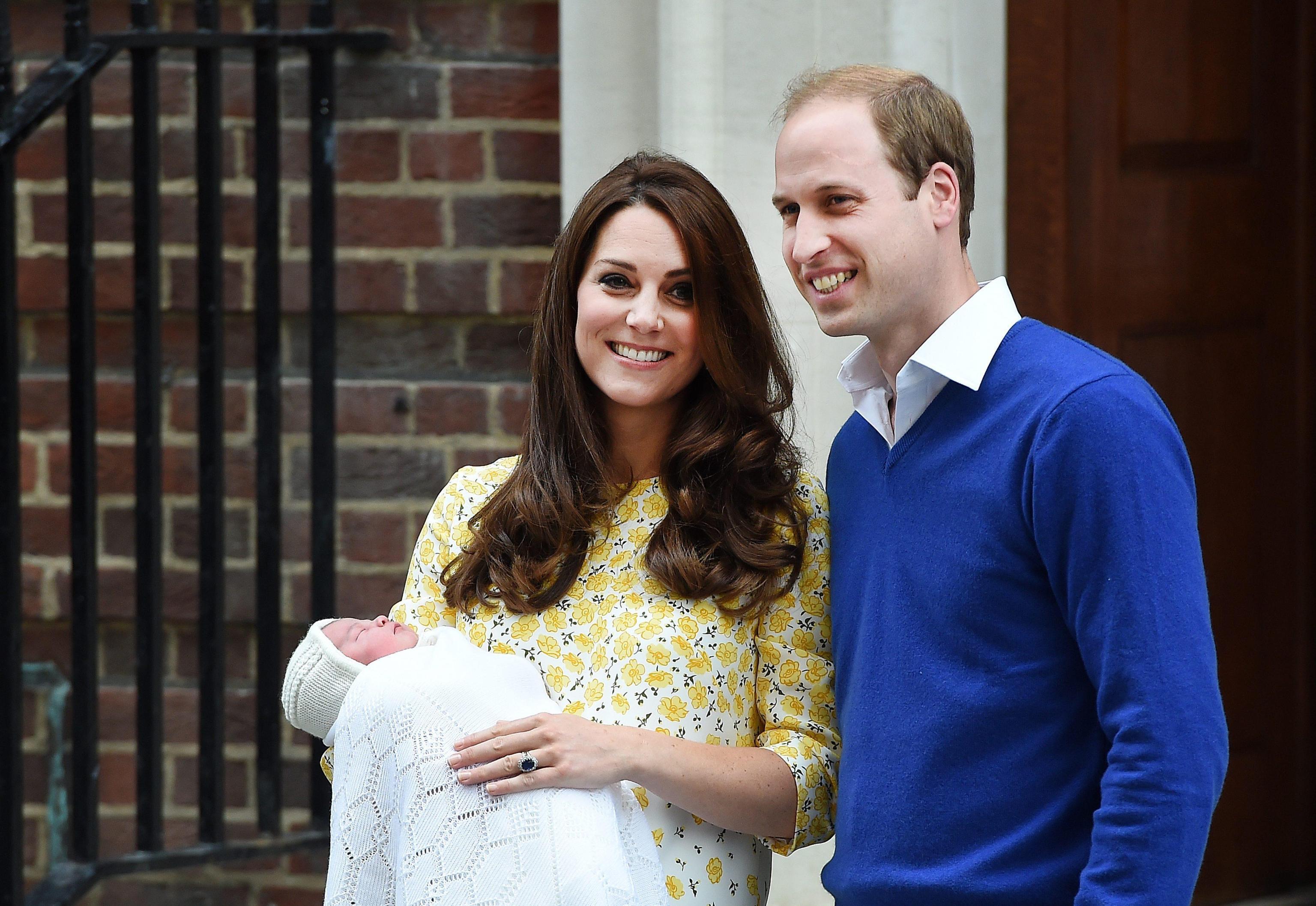 Gb, nasce il terzogenito di Kate e William/ i piccoli Reali
