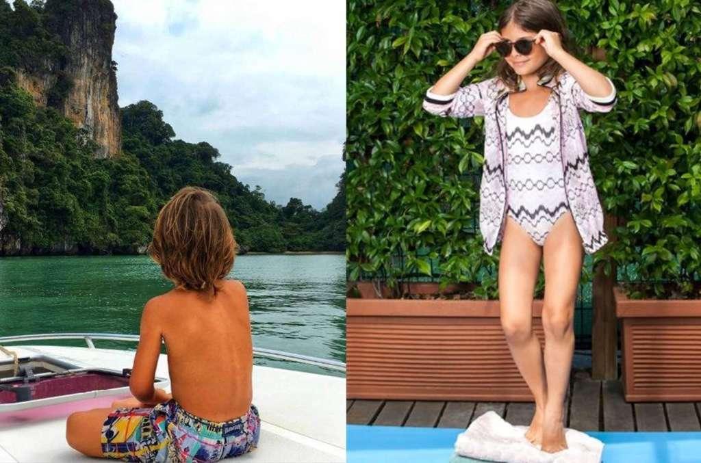 04752e31cd Costumi da bagno bambini, i modelli esclusivi per l'estate 2018 ...