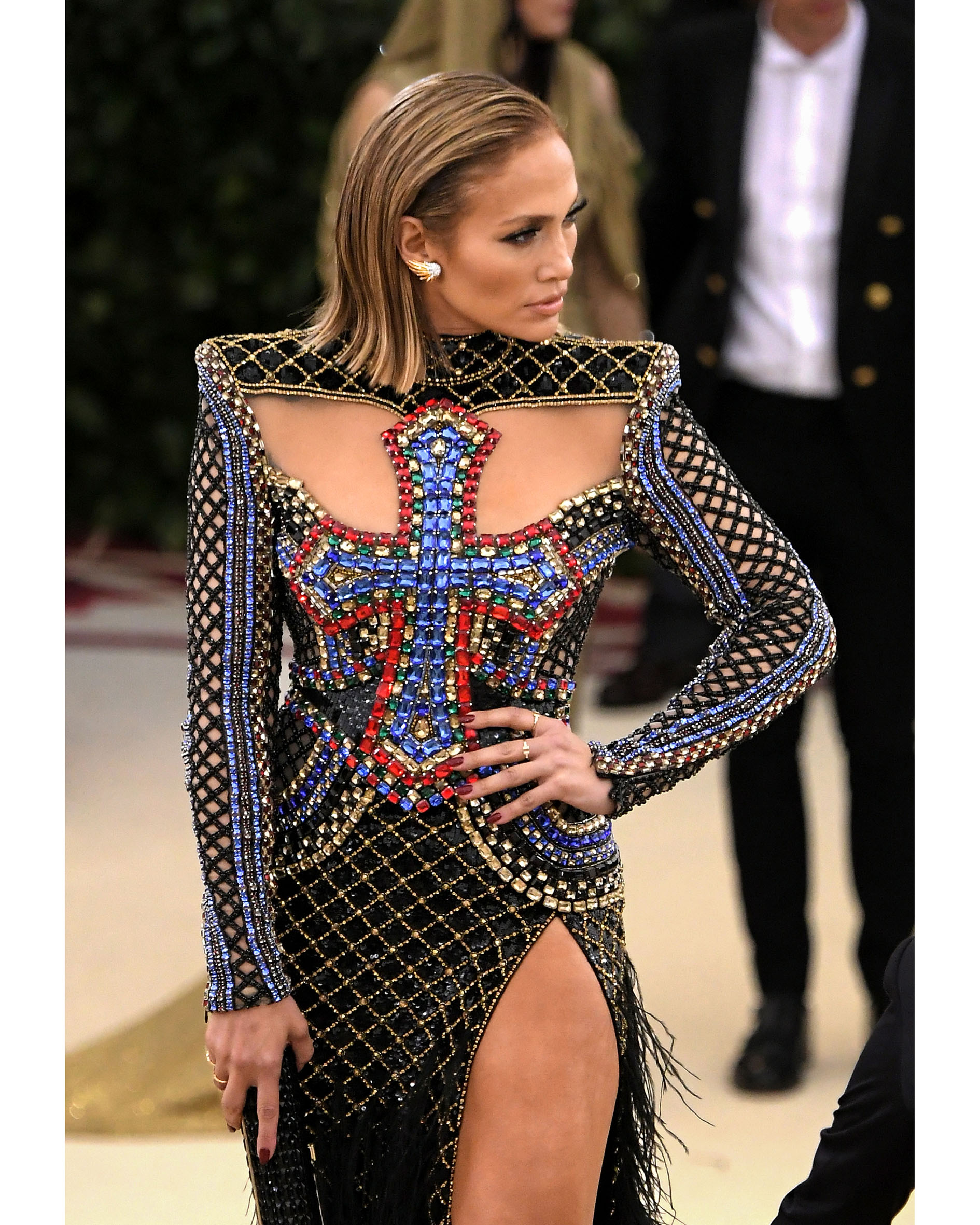 2 Jennifer Lopez wore _5182