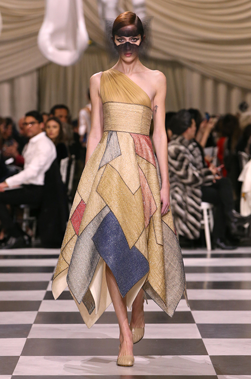 Abito da cerimonia Dior Couture