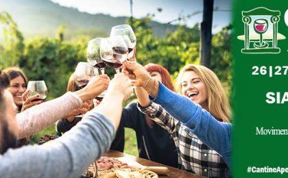 Cantine Aperte 2018: l'evento dedicato agli amanti del vino