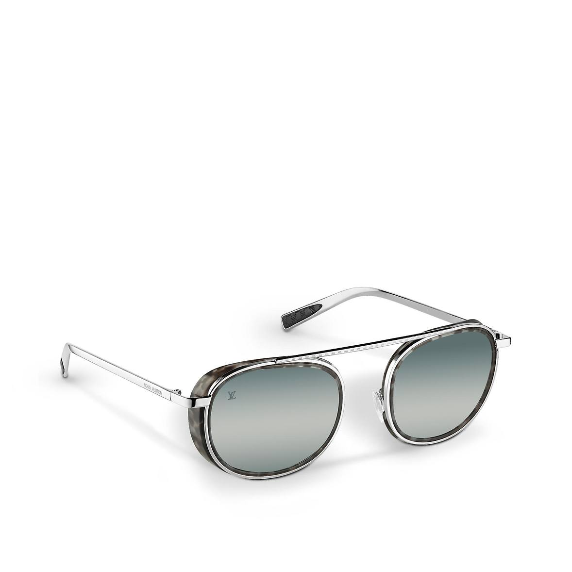 Occhiali da sole uomo aviator Louis Vuitton