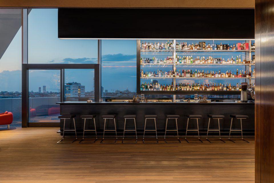 Ristorante Torre bancone bar
