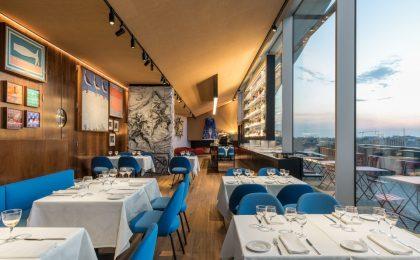 Torre: il ristorante di Prada che vi farà riscoprire il sapore di una periferia immersa nell'arte