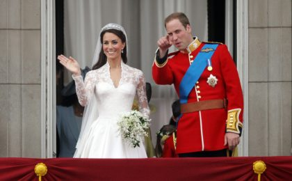 Royal Weeding: 8 piccoli incidenti accaduti durante i matrimoni reali