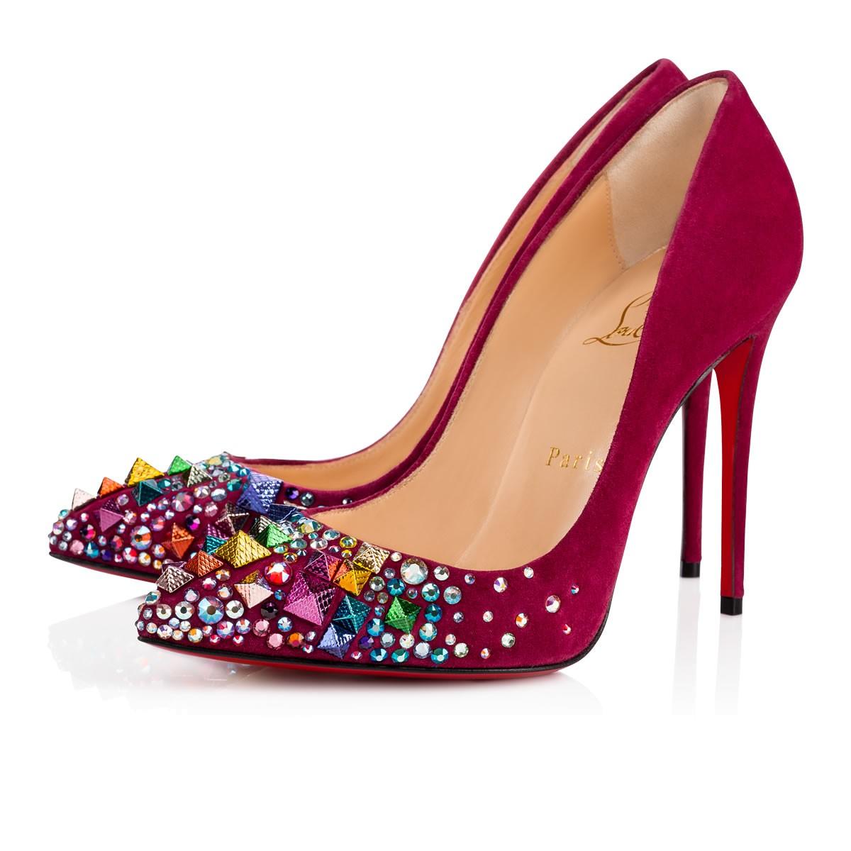 4442ecf6a84ca Christian Louboutin scarpe Primavera Estate 2018  i modelli da non ...