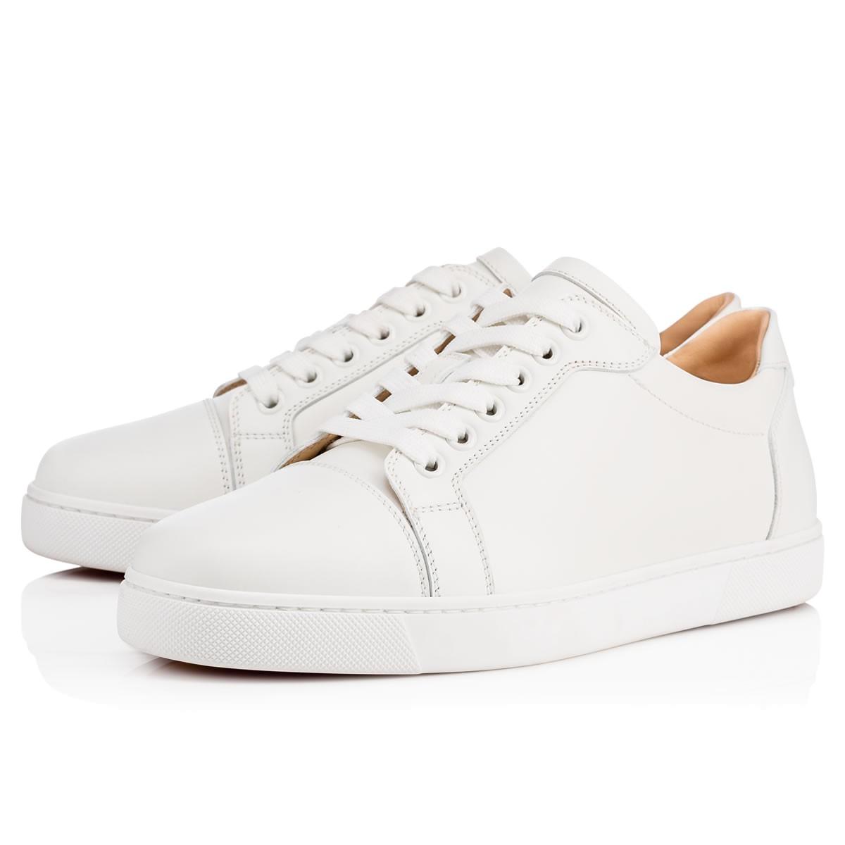 Sneakers bianche Christian Louboutin