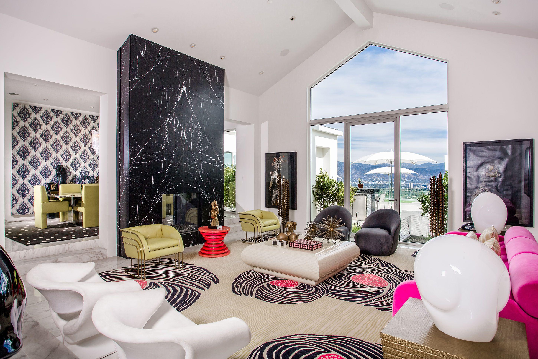 Villa Gwen Stefani Beverly Hills (4)