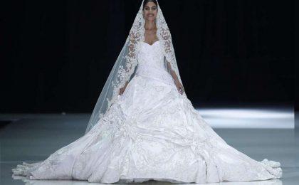 Ralph & Russo, gli abiti da sposa 2018 della Haute couture [FOTO]