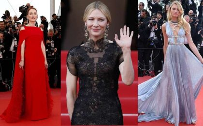 Festival di Cannes 2018: gli abiti e i gioielli da sogno sulla Croisette [FOTO]