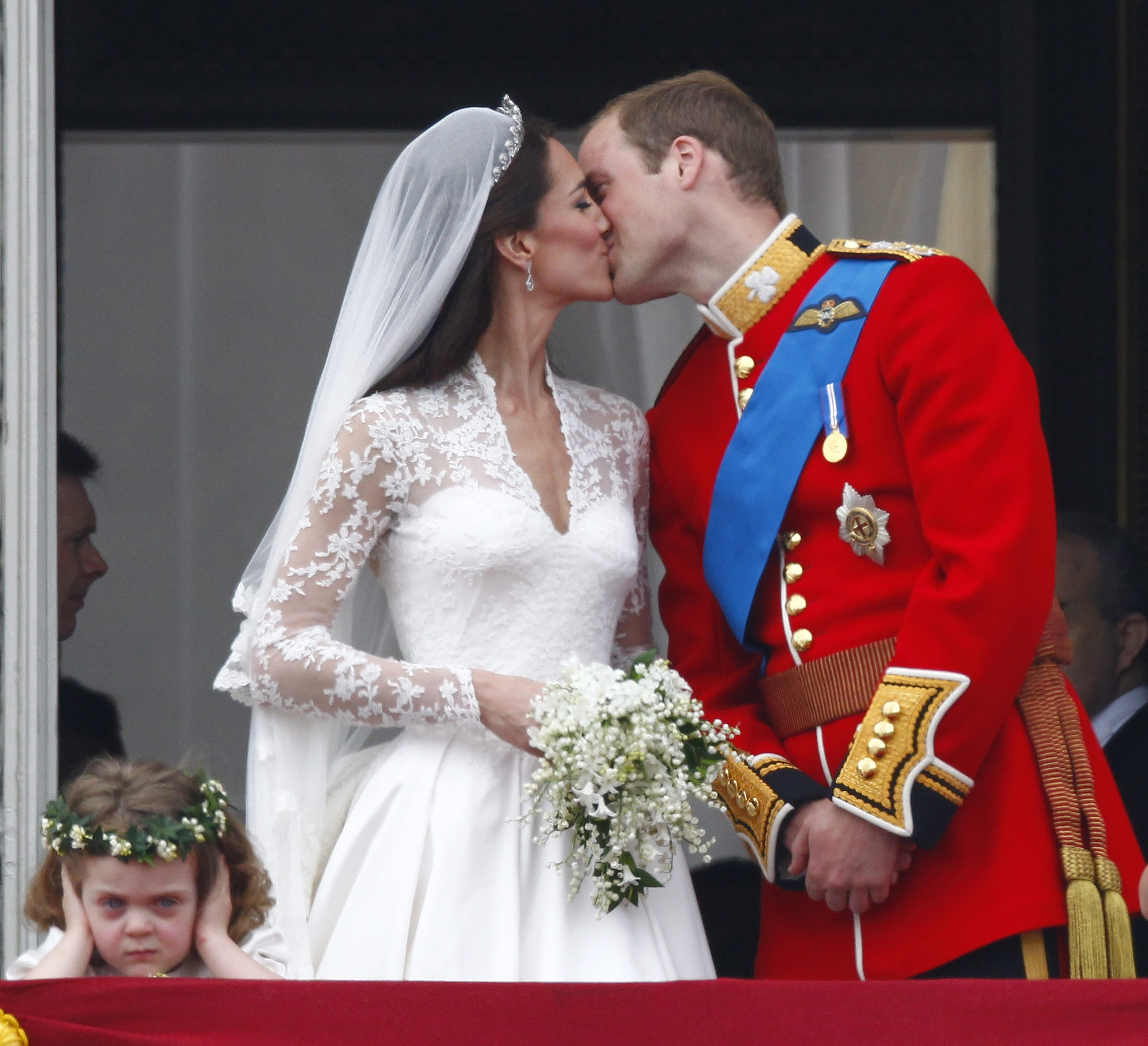 Wedding of Prince William and Catherine Middleton Buckingham Palace