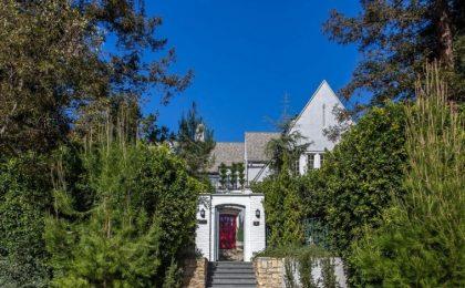 La casa di Di Caprio a Los Feliz, Los Angeles