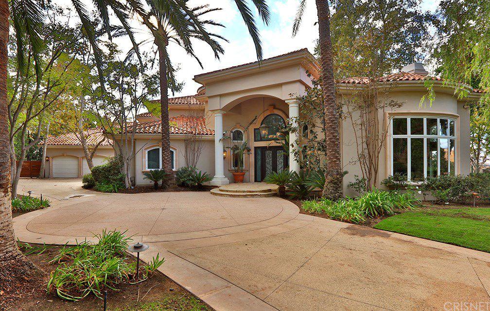La lussuosa villa di Dr. Dre a Calabasas