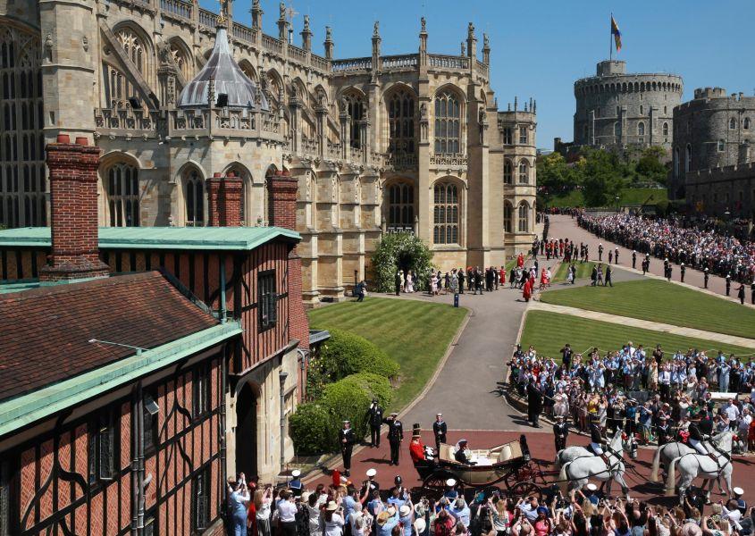 Castelli estate 2018 castello di Windsor