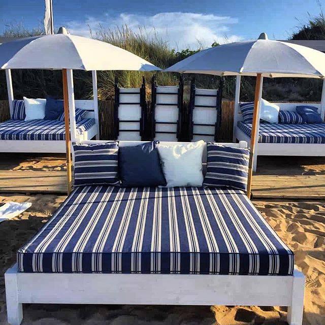 Coccaro Beach Club, Puglia