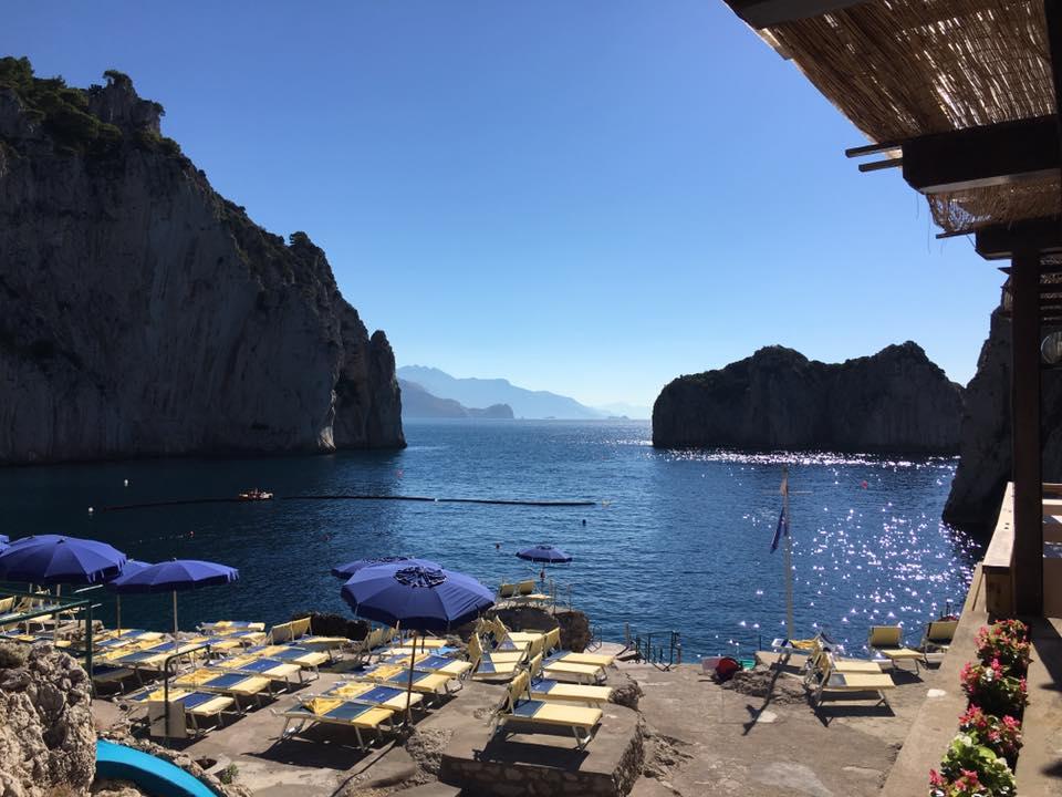 Da Luigi ai Faraglioni, Capri